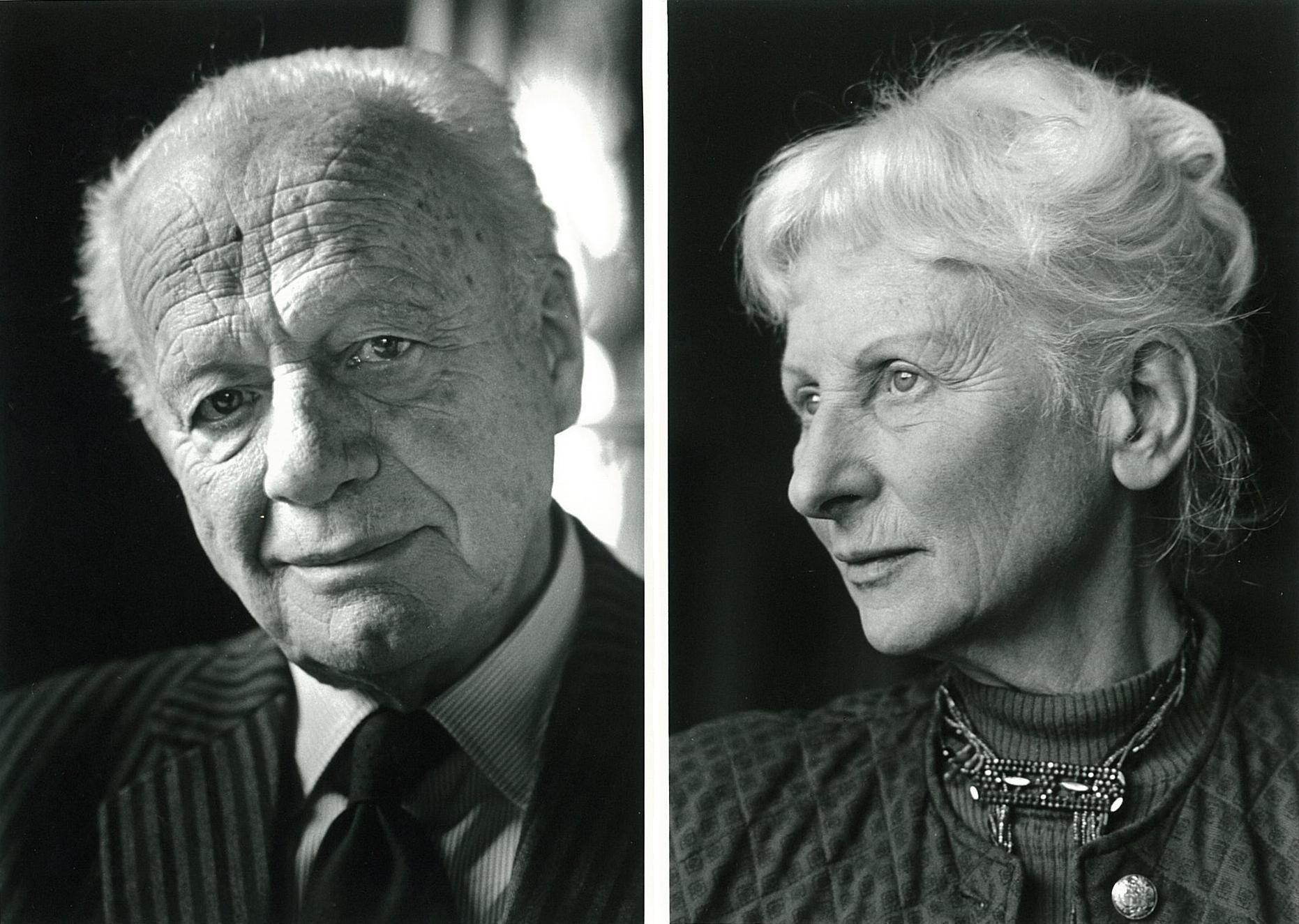 Jan en Ernée van der Linden